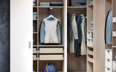 Comment aménager une pièce dressing ?